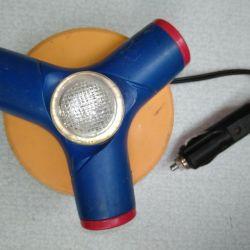 Auto-remote control for three plugs