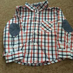 Рубашка и боди