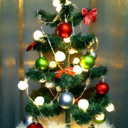 Artificial Christmas tree-105cm, USSR