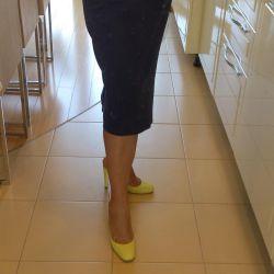 Blueberry skirt Italy