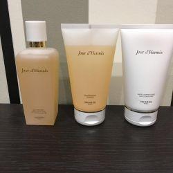 New Jour D'hermes Shampoo Gel & Conditioner