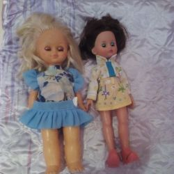 Talking dolls