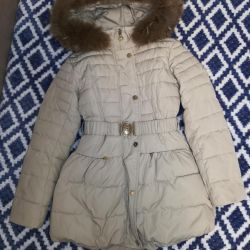 Winter coat for a girl