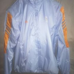 Jacket windbreaker / raincoat Adidas