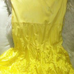 13-14 yaşındaki bir kız için elbise 38