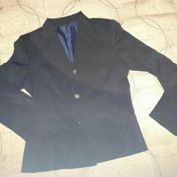 Jacket female classical company Italian
