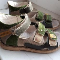 Sandalet (ortopedik)