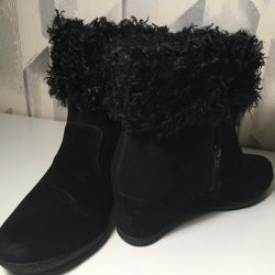 R.37,5-38. Winter boots