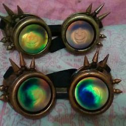 Απόκριες γυαλιά