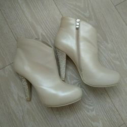 Düğün Ayak Bileği Boots
