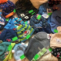 Kış / Sonbahar markalı şapkalar