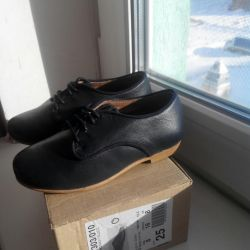 R.25 (16cm) Zara New Leather Shoes