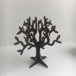 Wood for ornaments