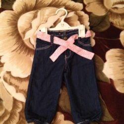 Детские брюки 74 размера