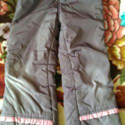 Pantolon bolonevye kış