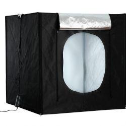 Photo box 80 * 80cm with LED backlight-mini photo studio