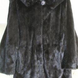 Mink Fur strat de diamant negru