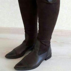 Boots demi-season streychevye solution 37