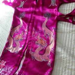 Халат - кимоно, новый! Очень красивый!