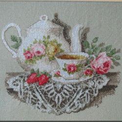 Set of embroidery firm Golden Fleece