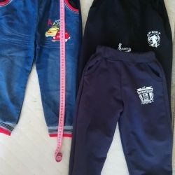 Pants second-hand r. 98-104