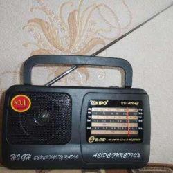 Radyo alıcısı