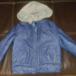 Jacket for a boy 3-4 years