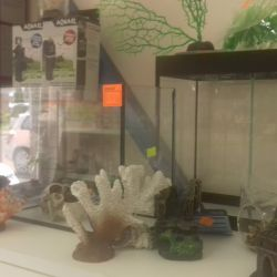 New aquariums from the manufacturer