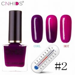 Gel lacquer CND; thermolac
