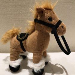 Yumuşak oyuncak at