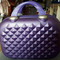 Bag cosmetic bag. New