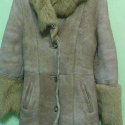Koyun derisi ceket 44-46r