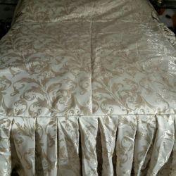Yeni yatak örtüsü