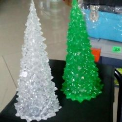 New Luminous Christmas Trees