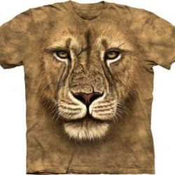 T-shirt The Mountain LION WARRIOR
