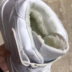 Женские Зимние кроссовки на заказ