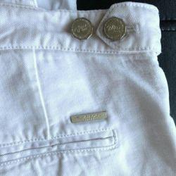 Новый джинсовый комбинезон