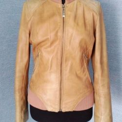 Leather jacket 42-44