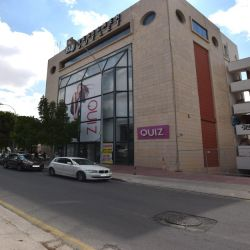 Eight Storey Commercial Building (Hondos Center),