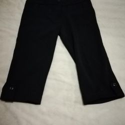 Black breeches
