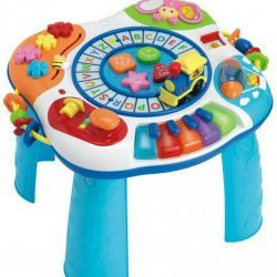 Developmental table