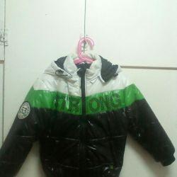 Very warm jacket.
