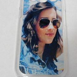 Photo print on smartphone case