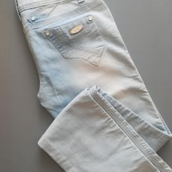 Jeans are new, river 42