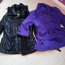 Jackets (2 for 550)