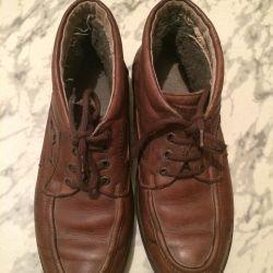 Boots husband demisez. leather 44