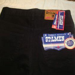 джинсы  stilmen  - новые