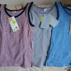 T-shirt for boy, new, with labels