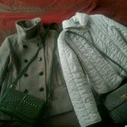 Παλτό και σακάκι