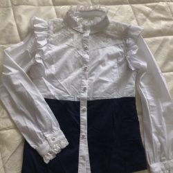 School blouse Pinetti p.146
